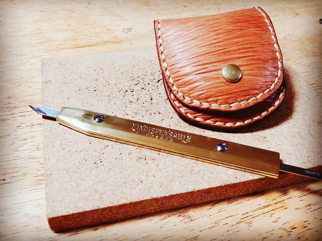 栃木レザーと真鍮の手作りのお店 ベル