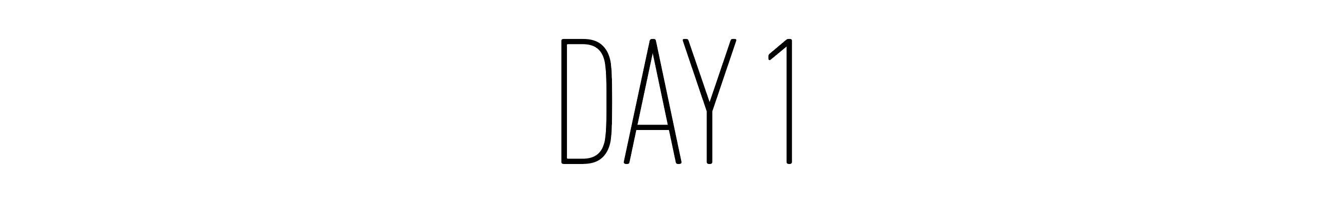 DAY1.tokyo
