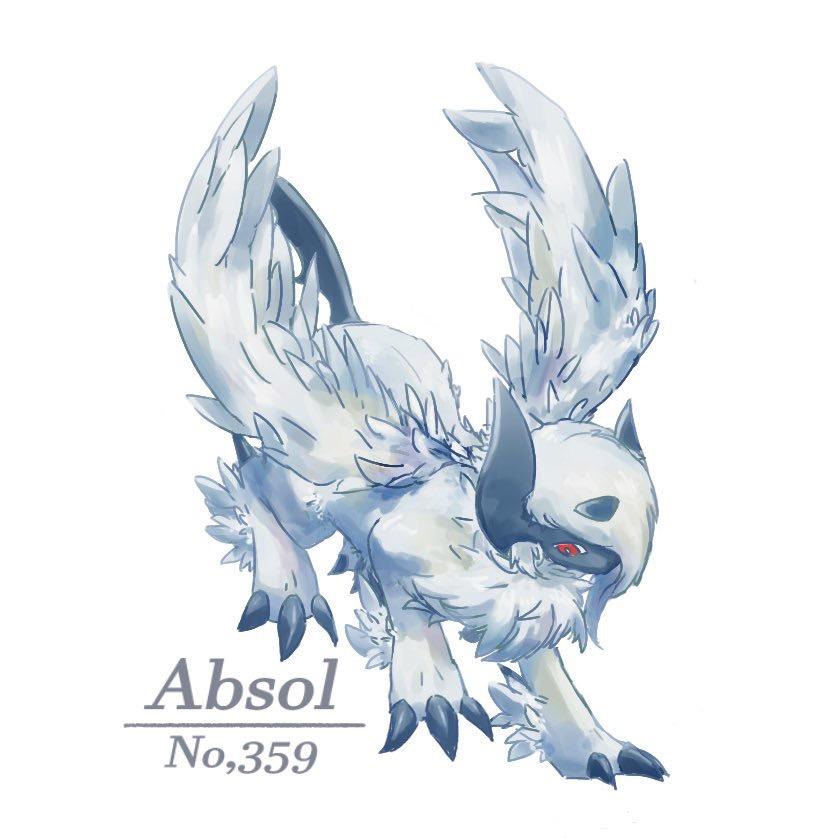 『Absol』