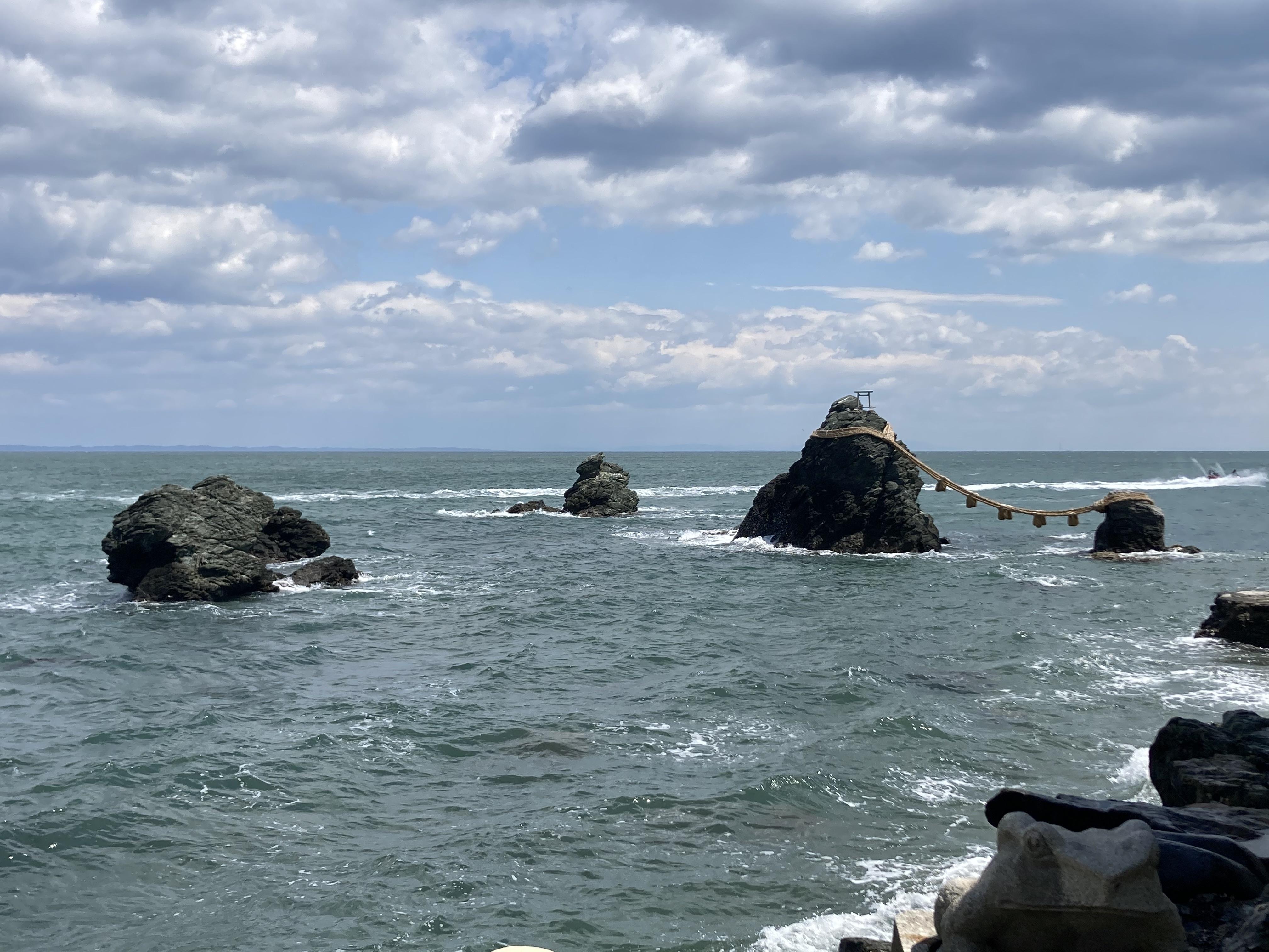 海と子供と私