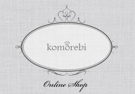 ・.**komorebi**・. onlineshop