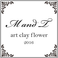 art clay flower M and T