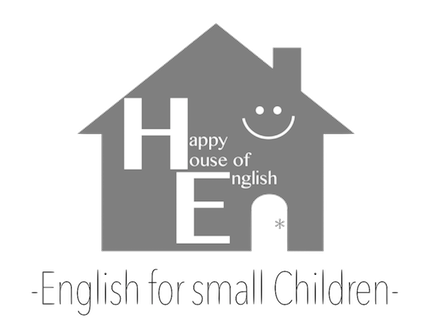 Happy House of English 英語 知育 缶バッジ