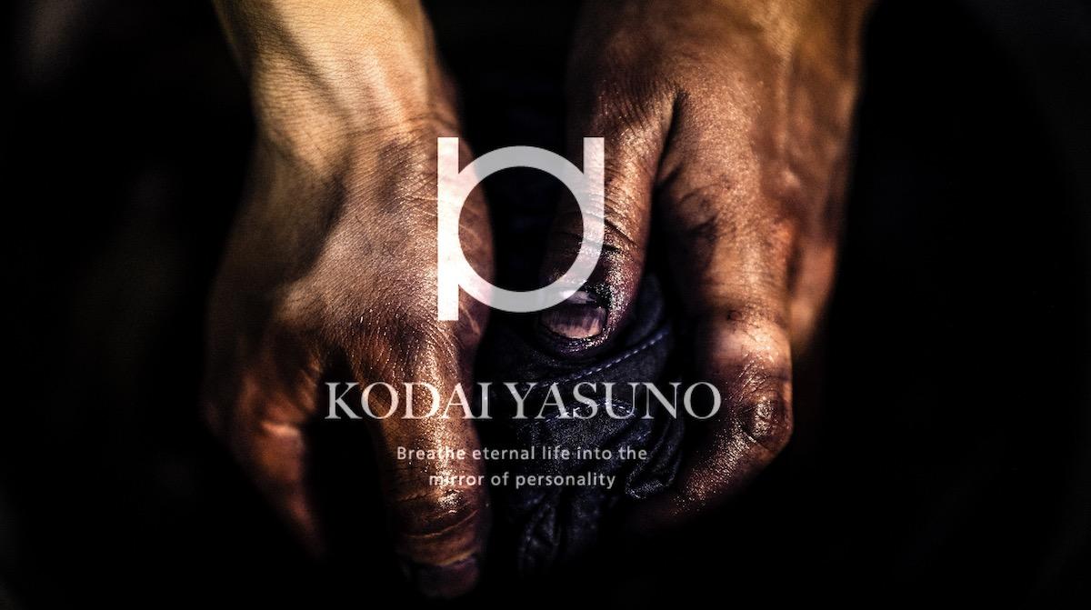 唯一無二の服づくり  KODAI YASUNOオフィシャルサイト