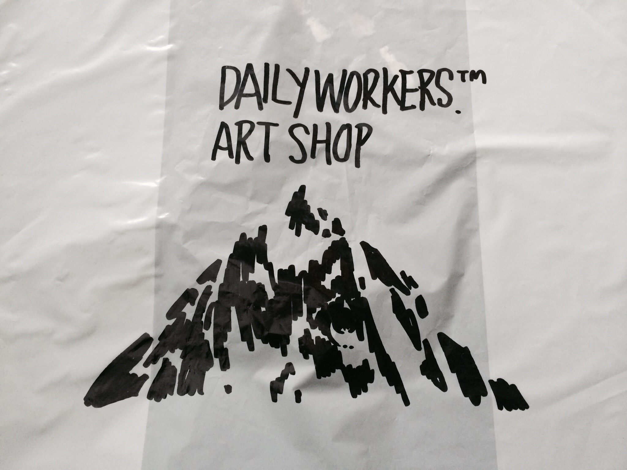 DAILY WORKERS SHOP