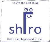 [ shiro ]