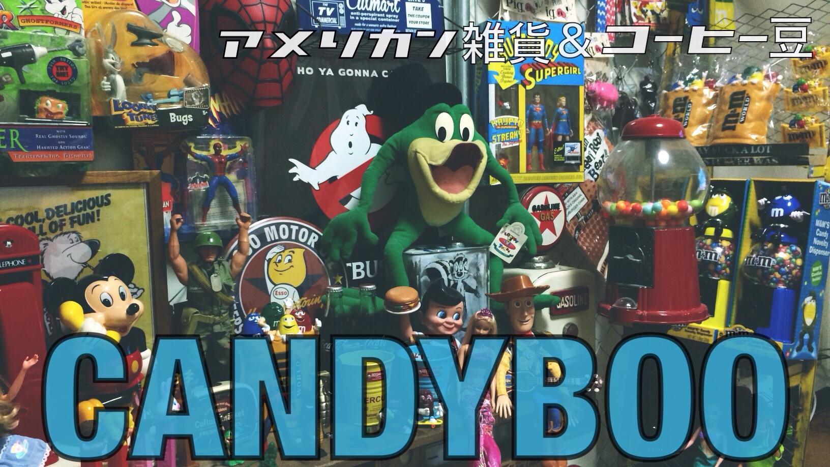 アメリカン雑貨CANDY BOO