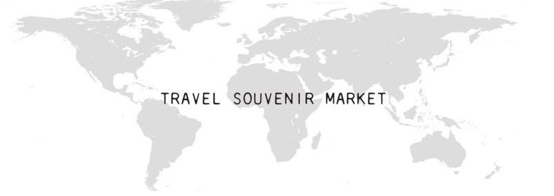 travel souvenir market