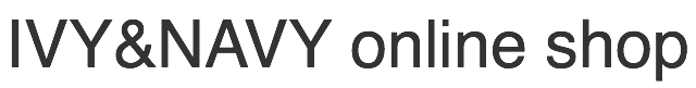 IVY&NAVY ONLINE SHOP