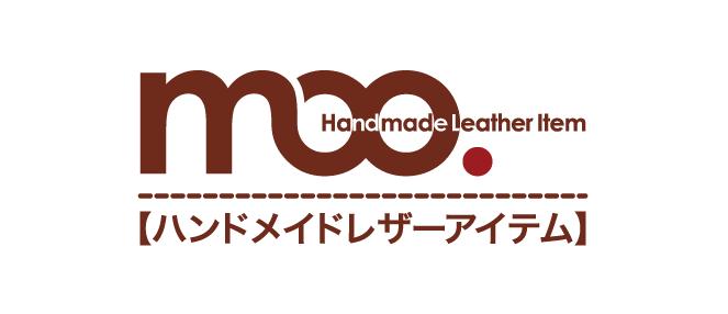 moo. |ハンドメイドレザーアイテム|本革ピックケース