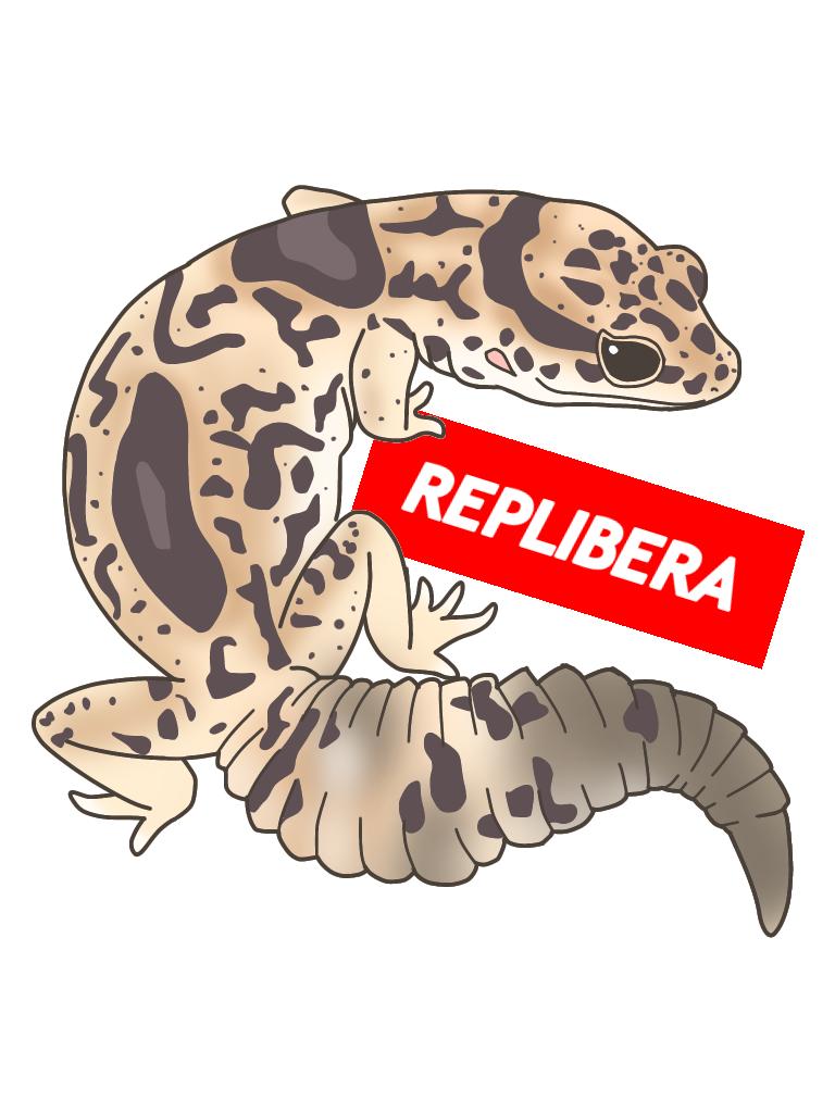 爬虫類グッズ専門店 REPLIBERA