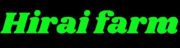 Hirai farm
