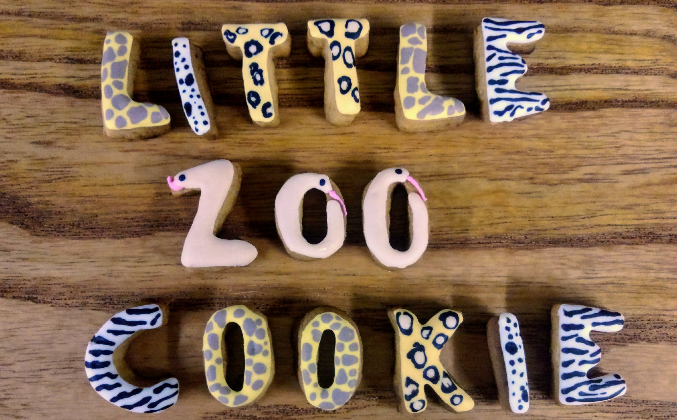 Little Zoo Cookie