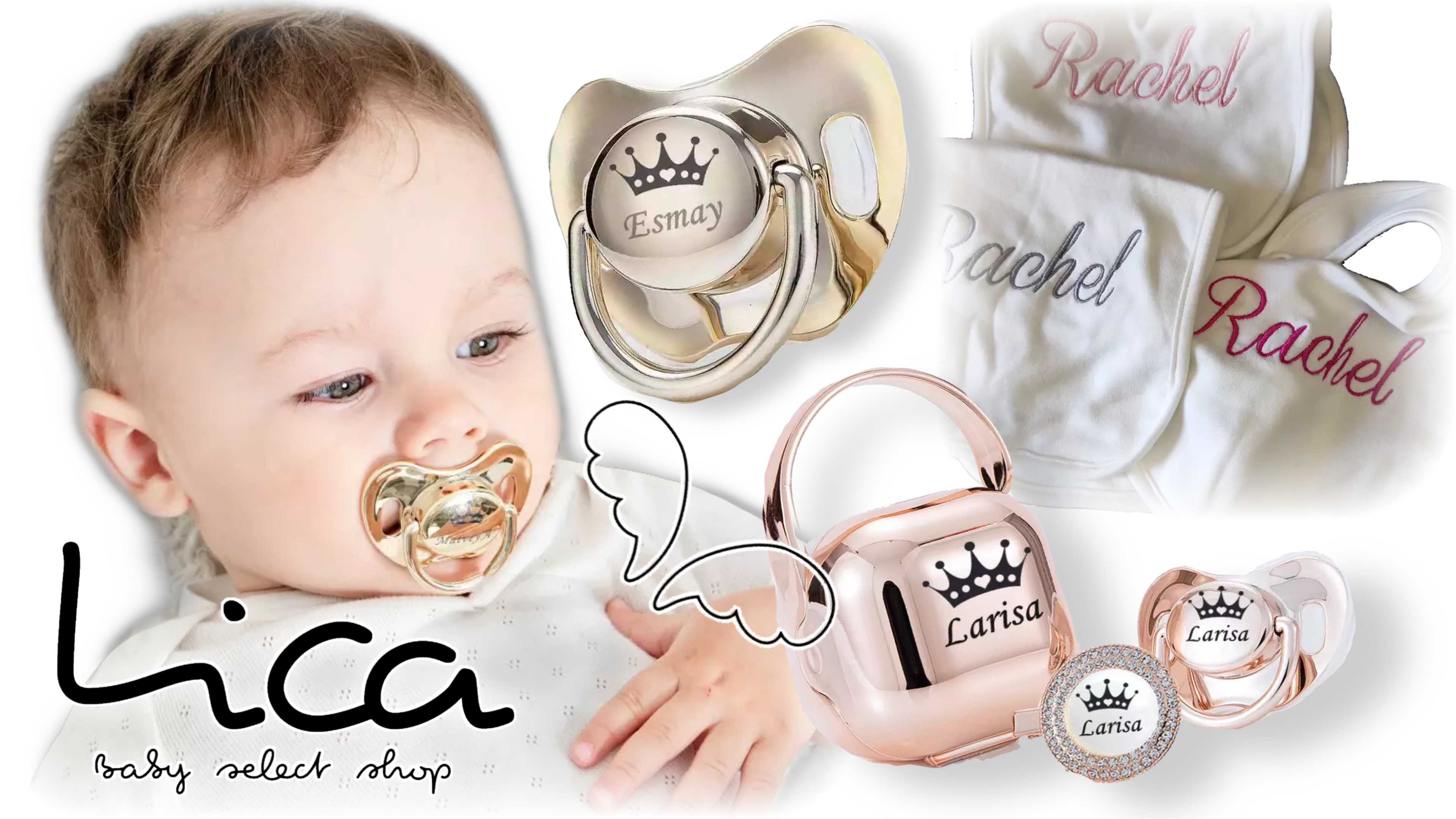 baby select Lica