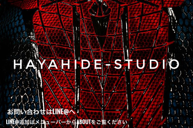 HAYAHIDE-STUDIO スパイダーマン コスチューム