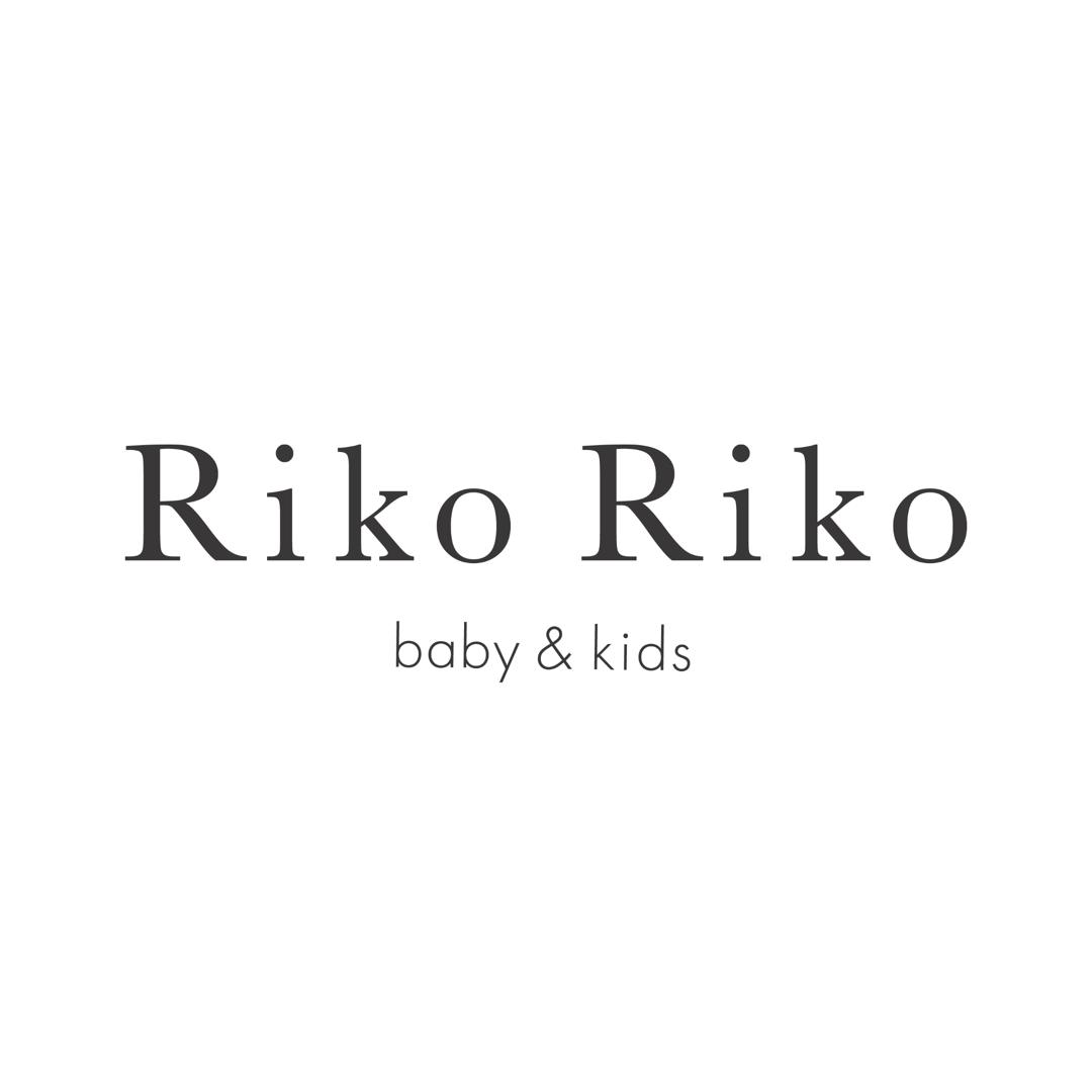 ハンドメイド子供服 Riko Riko