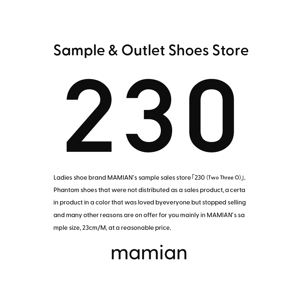 230 by MAMIAN