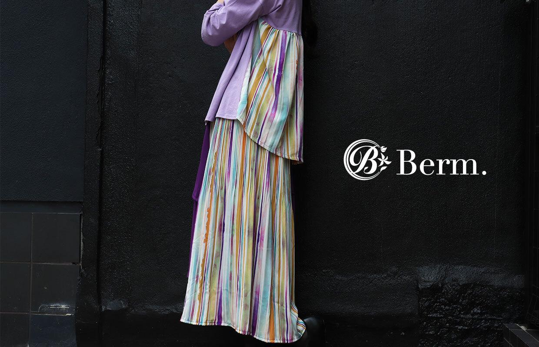 Berm.【バーム】WEB STORE