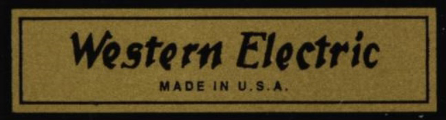 western electric cable