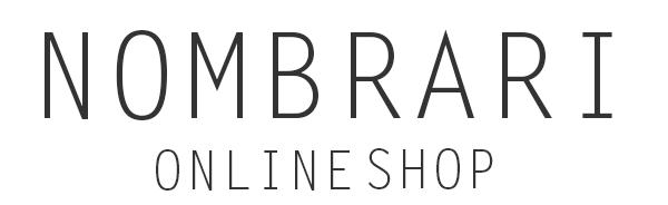 NOMBRARI ONLINE SHOP