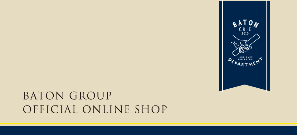 BATON GROUP ONLINE SHOP【公式通販サイト】