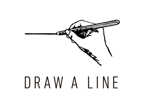 <DRAW A LINE> OFFICIAL ONLINESHOP