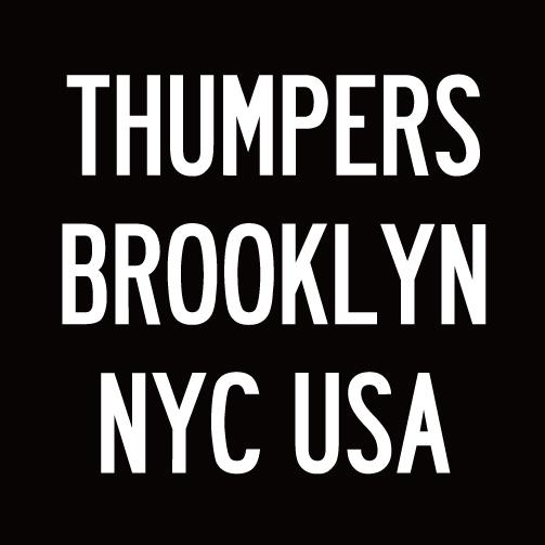THUMPERS BROOKLYN NYC USA