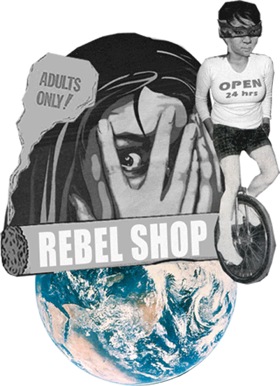 REBEL SHOP.