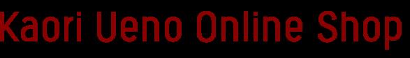 Kaori Ueno Online Shop