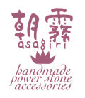 朝霧 asagiri macrame jewelry
