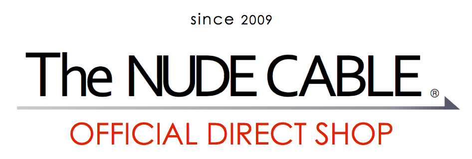 The NUDE CABLE® 直販本店