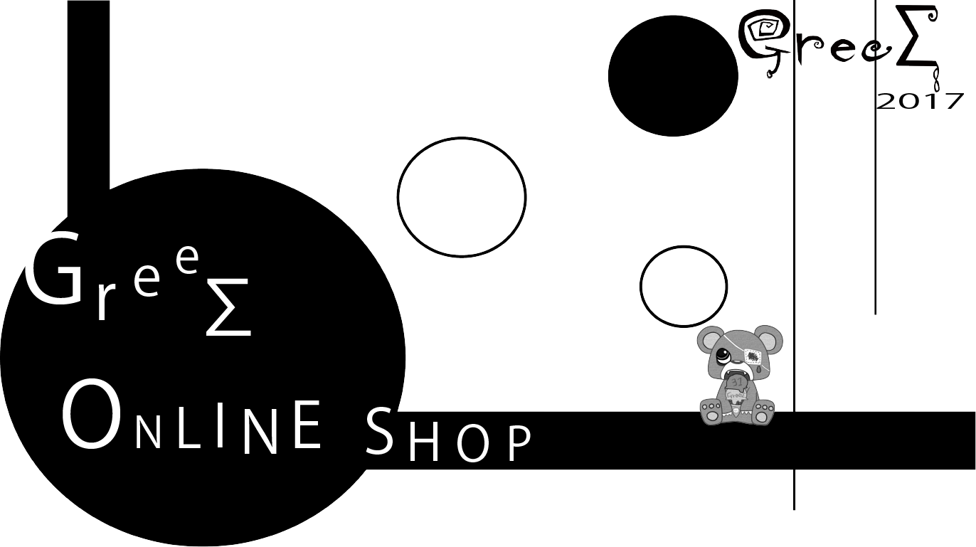 GreeΣ ONLINE SHOP