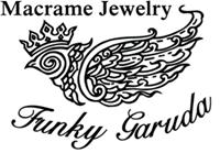 Funky garuda 天然石とマクラメジュエリーのお店