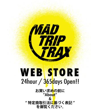 MAD TRIP TRAX Web Store