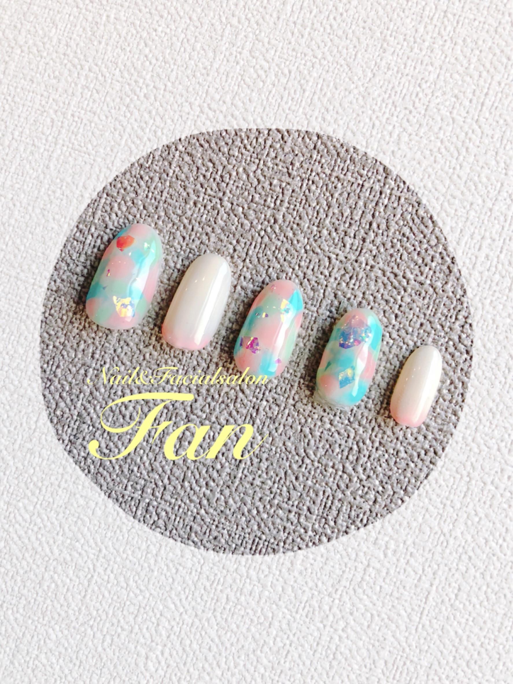 Fan Nail
