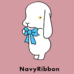 NavyRibbon