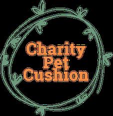 チャリティペットクッション - Charity Pet Cushion