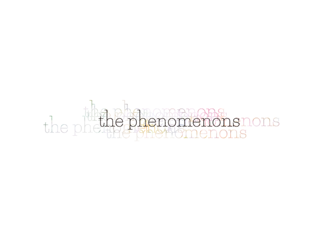 the phenomenons