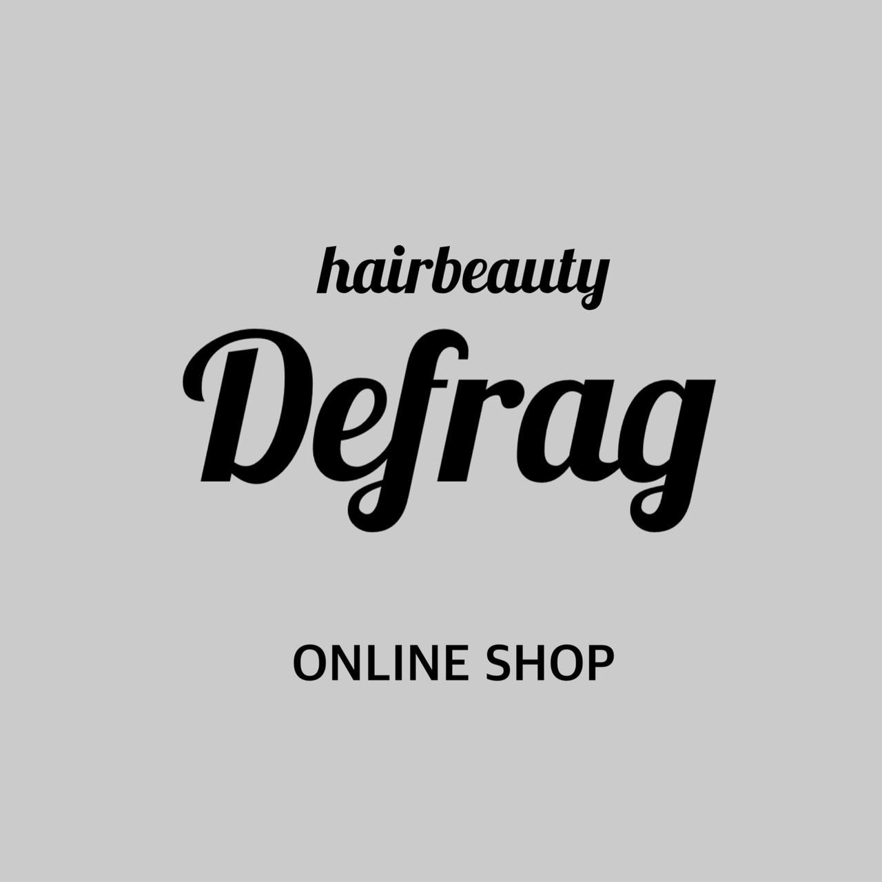 Defragオンラインショップ