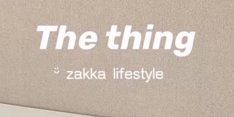 The thing   韓国雑貨 ライフスタイル