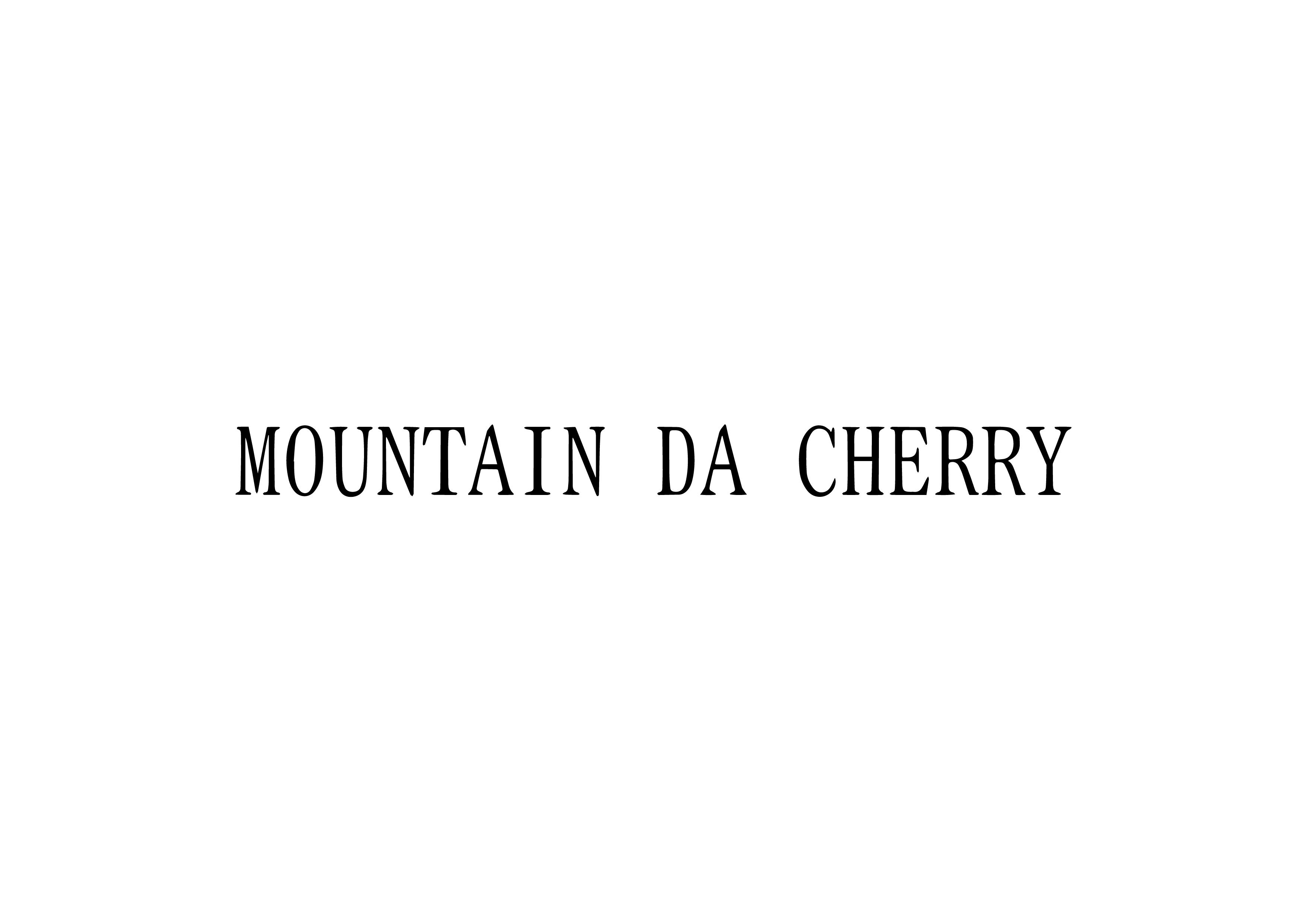 MOUNTAIN DA CHERRY