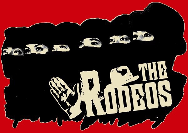 THE RODEOS web shop