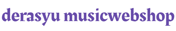 derasyu music webshop