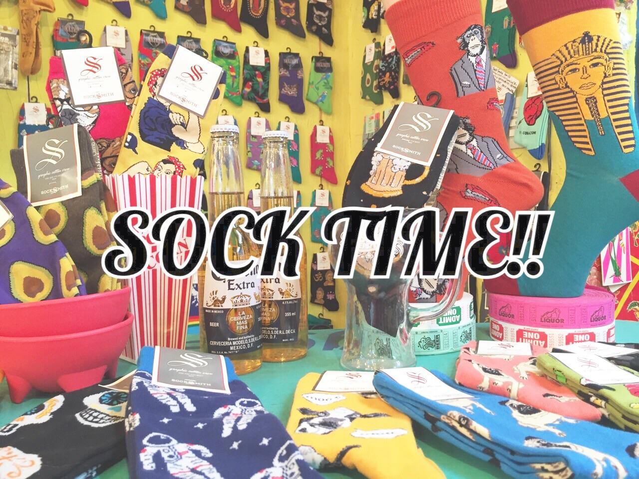 SOCK TIME!!  世界のくつ下のセレクトショップ
