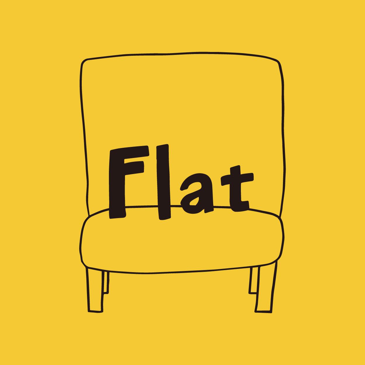 Flat  アートとインテリア雑貨のお店