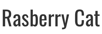 Rasberry Cat