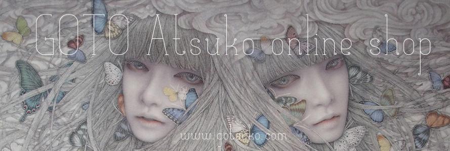 GOTO Atsuko online shop
