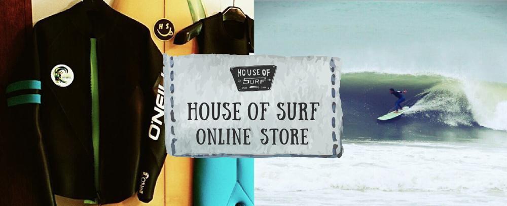 HOUSE OF SURF オンラインストア