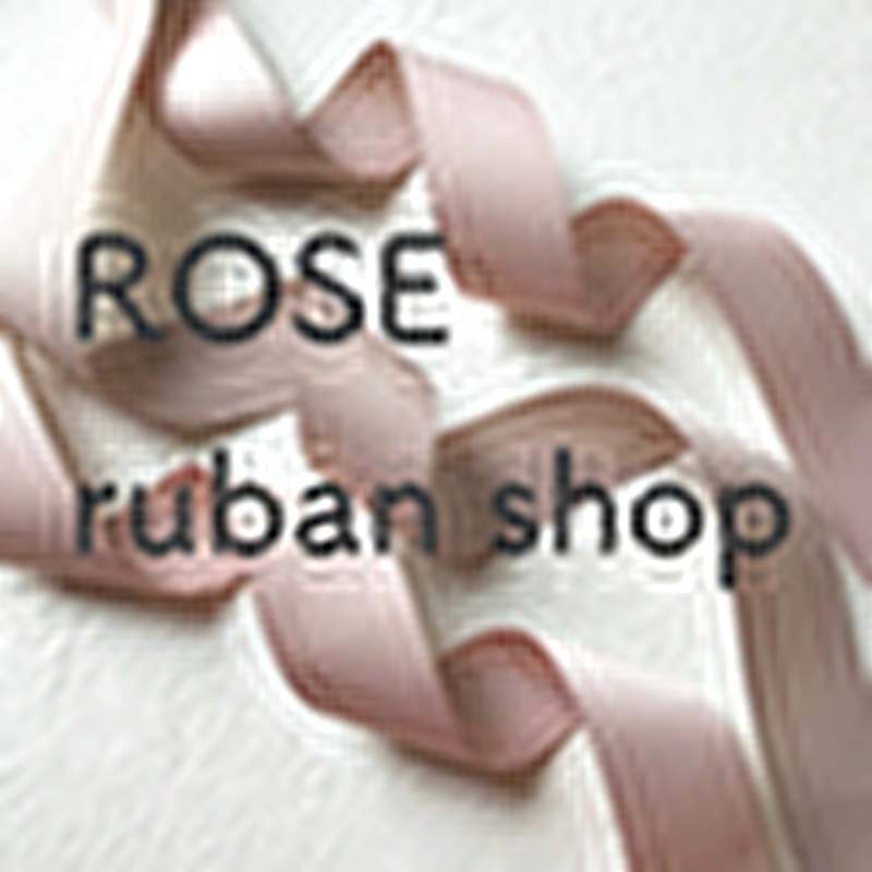 rose319 ruban