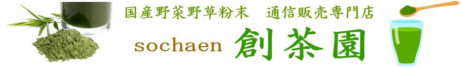 国産野菜と果実と野草とお茶の創茶園 ベイス店